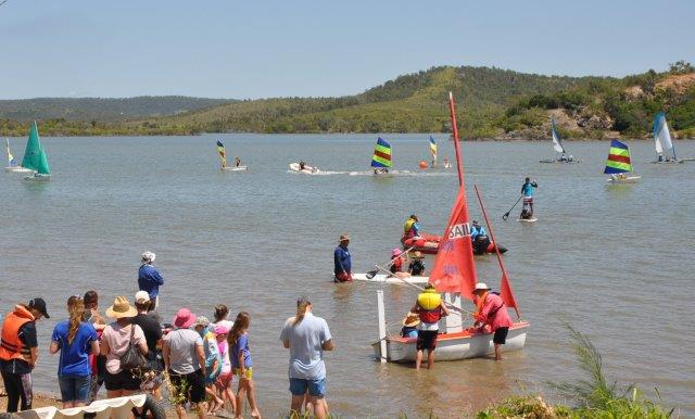 Over 60 families attended the KBSC & Sailability come and try day at Causeway Lake on the weekend.jpg