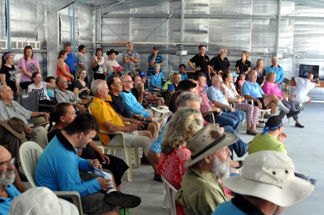 crowd_Sailability_Capricornia_shed_opening