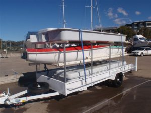 Sailability Trailer